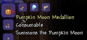 Pumpkin Moon Terraria by Terraria Part 43 Dangerous Raid