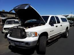 Used 2005 Dodge Ram 2500 Quad Cab Truck Parts Laramie 5.9L Cummins ...