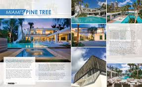 100 Architecture Design Magazine Pine Tree Miami In Fuzed SAOTA And
