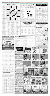 Cabinet Dept Since 1965 Crossword by The Estill County Tribune