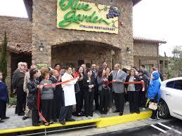 Montebello Mom Olive Garden in Montebello Rosemead is now open