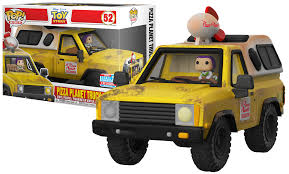 100 The Pizza Planet Truck Toy Story With Buzz Lightyear NYCC18 Pop