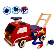 I'm Toy Walk And Ride Fire Engine By I'm Toy For $164.95 In Ride-Ons ... Fire Truck Electric Toy Car Yellow Kids Ride On Cars In 22 On Trucks For Your Little Hero Notes Traditional Wooden Fire Engine Ride Truck Children And Toddlers Eurotrike Tandem Trike Sales Schylling Metal Speedster Rideon Welcome To Characteronlinecouk Fireman Sam Toys Vehicle Pedal Classic Style Outdoor Firetruck Engine Steel St Albans Hertfordshire Gumtree Thomas Playtime Driving Power Wheel Truck Toys With Dodge Ram 3500 Detachable Water Gun