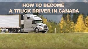How To Become A Truck Driver In Canada - YouTube How Long Does It Take To Become A Commercial Truck Driver 5 Reasons Become Western School To A Practical Tips Insights Cdl Roadmaster Drivers On Vimeo Am I Too Old The Official Blog Of Drivesafe Act Would Lower Age Professional Truck Driver For Females Looking Want Life The Open Road Heres What Its Like Be No Experience Need Youtube Driving Careers With Hayes Transport Put You And Your Family First Becoming Trucker