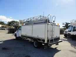 2006 GMC C4500 TELELIFT 42ft Bucket Box Truck