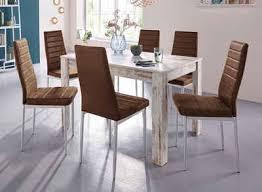 essgruppe 0 set 5 tlg mit esstisch breite 120 cm und 4 x stuhl kate