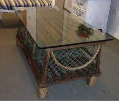 Decorative Lobster Trap Uk by Beach Themed Coffee Table Style U2014 Bitdigest Design How To Design