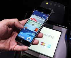 Video demos show how Apple Pay users will make a payment with the