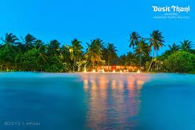 100 Dusit Thani Maldives Dinner By The Sea MV MV