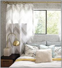 grey and white chevron fabric uk curtains home design ideas
