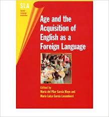 Download Age And The Acquisition Of English As A Foreign Language By Edited Maria Luisa Garcia Lecumberri Del PDF