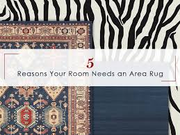 5 Reasons Your Room Needs A Washable Area Rug For Rustic Style Home