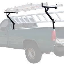 Pickup Truck Bed Ladder, Pipe, Lumber Material Rack - Souffledevent