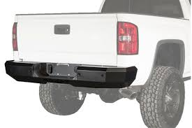 Aftermarket Chevy Truck Rear Bumper 2011 2014 Chevy Silverado ...