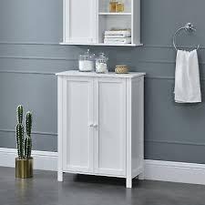 ikea silveran waschkommode in weiß mit 2 türen badezimmer