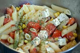les meilleures recettes de salade de pâtes