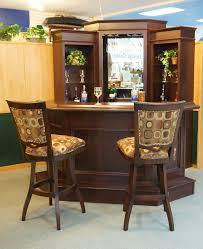 Corner Liquor Cabinet Ideas by Interior Design Interesting Corner Curved Mini Bar Interior