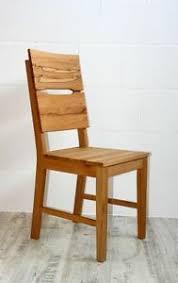 details zu holz stuhl kernbuche massiv geölt küchen stuhl mit holzsitz eßzimmer stühle
