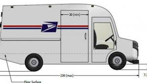 100 Ups Truck Dimensions 63 Billion Delivery New US Postal Service Truck To Be