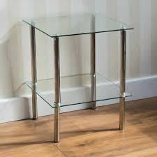 möbel vierfächriges glasregal wohnzimmer schlafzimmer