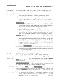 College Freshman Resume Examples Student Awesome No Experience Application