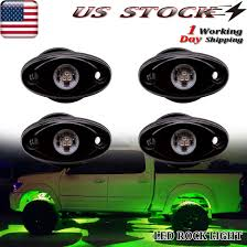 100 Truck U Tv Details About 4x Green LED Rock Light For JEEP Offroad ATV TV Wheel Nder Body Lights