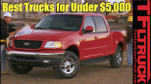 Top 5: Best First Trucks For Under $5,000 (Video) - The Fast Lane Truck Tuscany Trucks Custom Gmc Sierra 1500s In Bakersfield Ca Motor For Sale Lakeland Fl Kelley Truck Center 5 Things To Consider Before Buying A Used Depaula Chevrolet Lifted Louisiana Cars Dons Automotive Group New For Monterey Park Camino Real Press Kit Scanias Robust Trucks Peacekeeping Missions Scania Second Hand Uk Walker Movements Doylestown Pa Fred Beans Buick Midmo Auto Sales Sedalia Mo Service Fords Customers Tested Its Two Years And They Didn The Plushest And Coliest Luxury Pickup 2018
