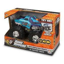 Road Rippers Monster Trucks Big Wheels Assortment - £8.00 - Hamleys ...
