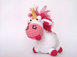 LilFluffy Unicorn From Despicable Me By Armigurumi
