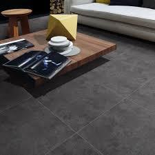 bodenfliese beton anthrazit 61 x 61 cm