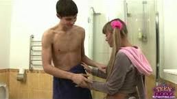 Fucking My Sister In The Bathroom by Me And My Stepsister Pornhub Com