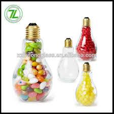 200ml sugar bottles 8oz glass light bulb jar for buy light