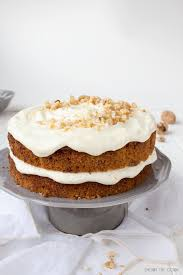Carrot Cake Easy Recipe Shoot the cook Food photography tips