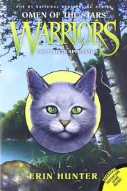 The Fourth Apprentice Warriors Omen Of Stars 1 Erin Hunter