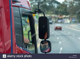 100 Semi Truck Mirrors Rear View Stock Photos Rear View Stock Images Alamy
