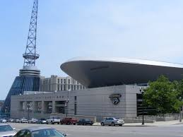 Bridgestone Arena - Nashville | Tickets, Schedule, Seating Chart ...