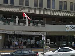 léonard montréal centre service canada