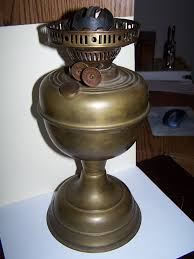Antique Oil Lamps Ebay by Duplex Oil Lamp Brass Should I Polish It Or Sell The Ebay