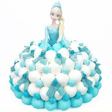 Barbie Doll Cake Elsa