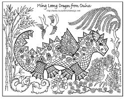 Coloring Pages Of Cuties From Around The World