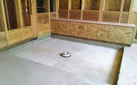 Preparing Subfloor For Tile Youtube by West Coast Mop Site Prep