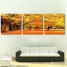 Canvas Art Painting Modern Prints Artwork Of Landscape Living Room 3 Piece