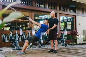 100 Four Seasons Miami Gym And Harley Pasternak Create Fitness Video Series