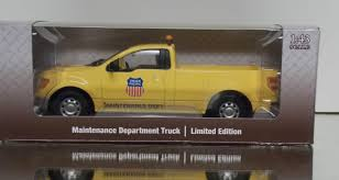100 Menards Truck Ford F150 Pickup Union Pacific RR Maint Dept 143