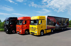 100 The Best Truck In The World MercedesBenz Presents Cup Ahead Of Competition Start