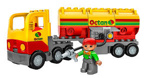 LEGO DUPLO Ville 5605 Tank Truck: Amazon.co.uk: Toys & Games