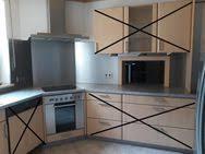 küche dunstabzug backofen schränke spüle