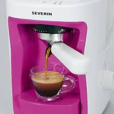 Image Is Loading New Genuine Severin Espresso Maker Coffee Machine Bean