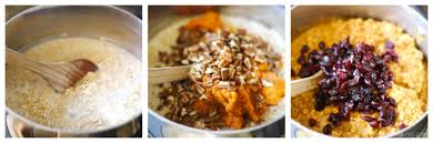 Pumpkin Pie Overnight Oats Rabbit Food by 10 Minute Pumpkin Pie Oatmeal