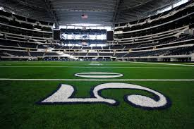 File:Fitty Yard Line At Cowboys Stadium.jpg - Wikimedia Commons 2017 Nfl Rulebook Football Operations Design A Soccer Field Take Closer Look At The With This Diagram 25 Unique Field Ideas On Pinterest Haha Sport Football End Zone Wikipedia Man Builds Minifootball Stadium In Grandsons Front Yard So They How To Make Table Runner Markings Fonts In Use Tulsa Turf Cool Play Installation Youtube 12 Best Make Right Call Images Delicious Food Selfguided Tour Attstadium Diy Table Cover College Tailgate Party